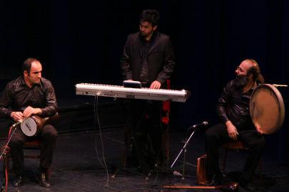 استاد صفا شالپوش،غلامرضا صادقی و عابدی